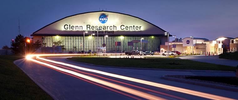 NASA Glenn Research Center in Cleveland, Ohio